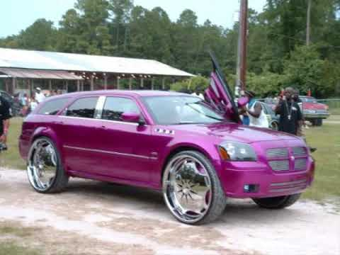 1st Dodge Magnum On 30s !!!!