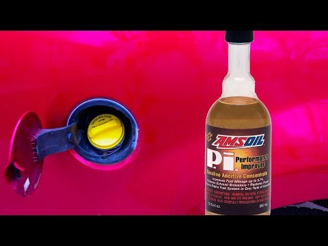 AMSOIL P.i. Performance Improver Gasoline Additive - Improve Drivability and Mileage!