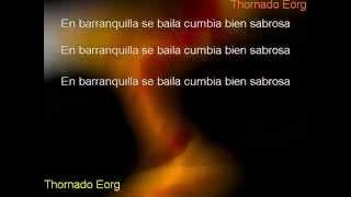 Cumbia sabrosa-Cumbia-Karaoke (Los Blanco) 2015 Thornado