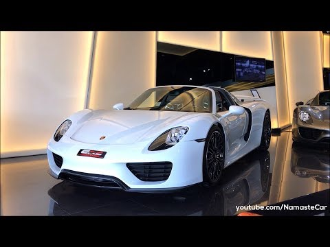 Porsche 918 Spyder e-Hybrid 2018 | Real-life review