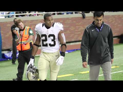 Pierre Thomas getting released by Saints doesn