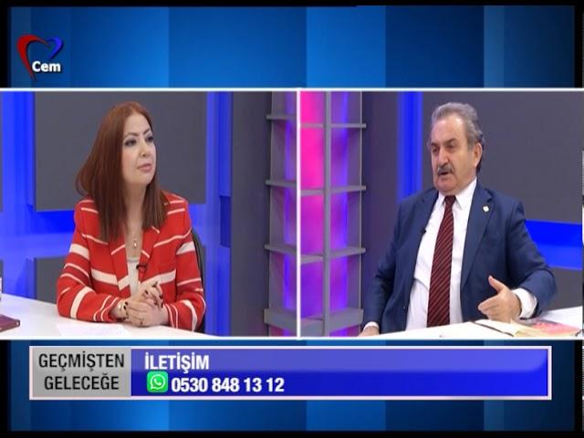 Namık Kemal Zeybek İle Geçmişten Geleceğe _ 05 Mart 2019