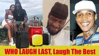 Aidonia GET PUT OUT? Kartel Laughs, Aidonia & WlFE Kimberly REACTS | Skilli GF Speaks On Skillibeng