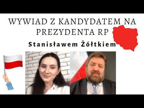 Na kogo zagłosuje Stanisław Żółtek? #wybory2020 #wyboryprezydenckie