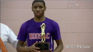 Unique Mclean 15 year old with 43 in Vertical LEAP and GAME!! Freshman Season Highlights-