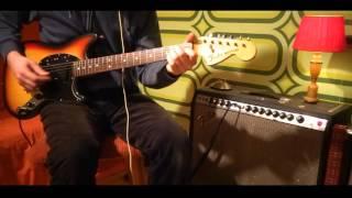 Ole Man Trouble - Otis Redding - Cover by Vibratory