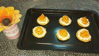 Tartaleta de mandarina