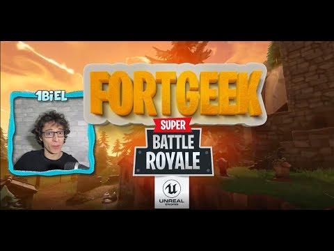 Desenvolva seu próprio Battle Royale com Unreal Engine