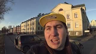 Гоша Карпенко про порно. Алкотур в Костроме. Разбил камеру.