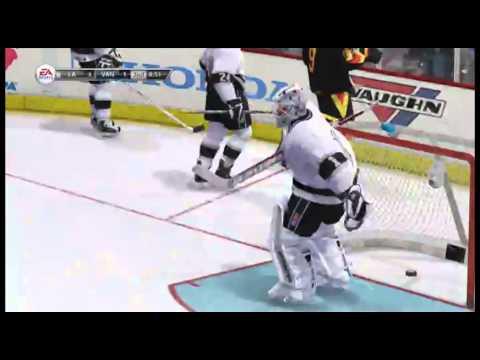 LG Hockey League LA @ Vancouver 3/11/13