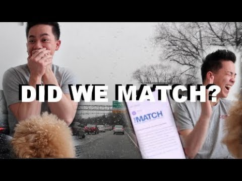 Did I Match? Match Reaction | The Most Important Day in Medical School