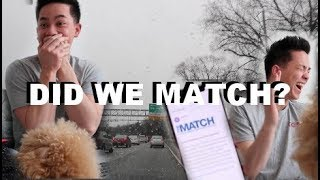 Did I Match? Match Reaction   The Most Important Day in Medical School