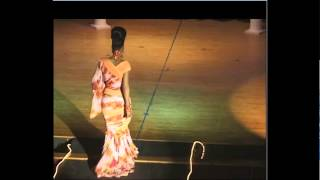 Miss Black America 2004: Tommie Ross in Gown