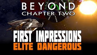 Elite Dangerous - Chapter Two - First Impressions - The Krait