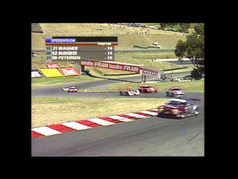 2000 Sonoma Race Broadcast - ALMS - Tequila Patron - Racing - Sports Cars