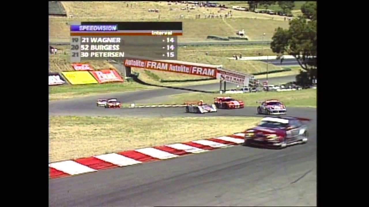 2000 Sonoma Race Broadcast