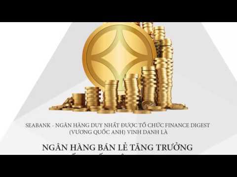 SeABank nhận giải thưởng Ngân hàng bán lẻ Tăng trưởng tốt nhất Việt Nam 2016
