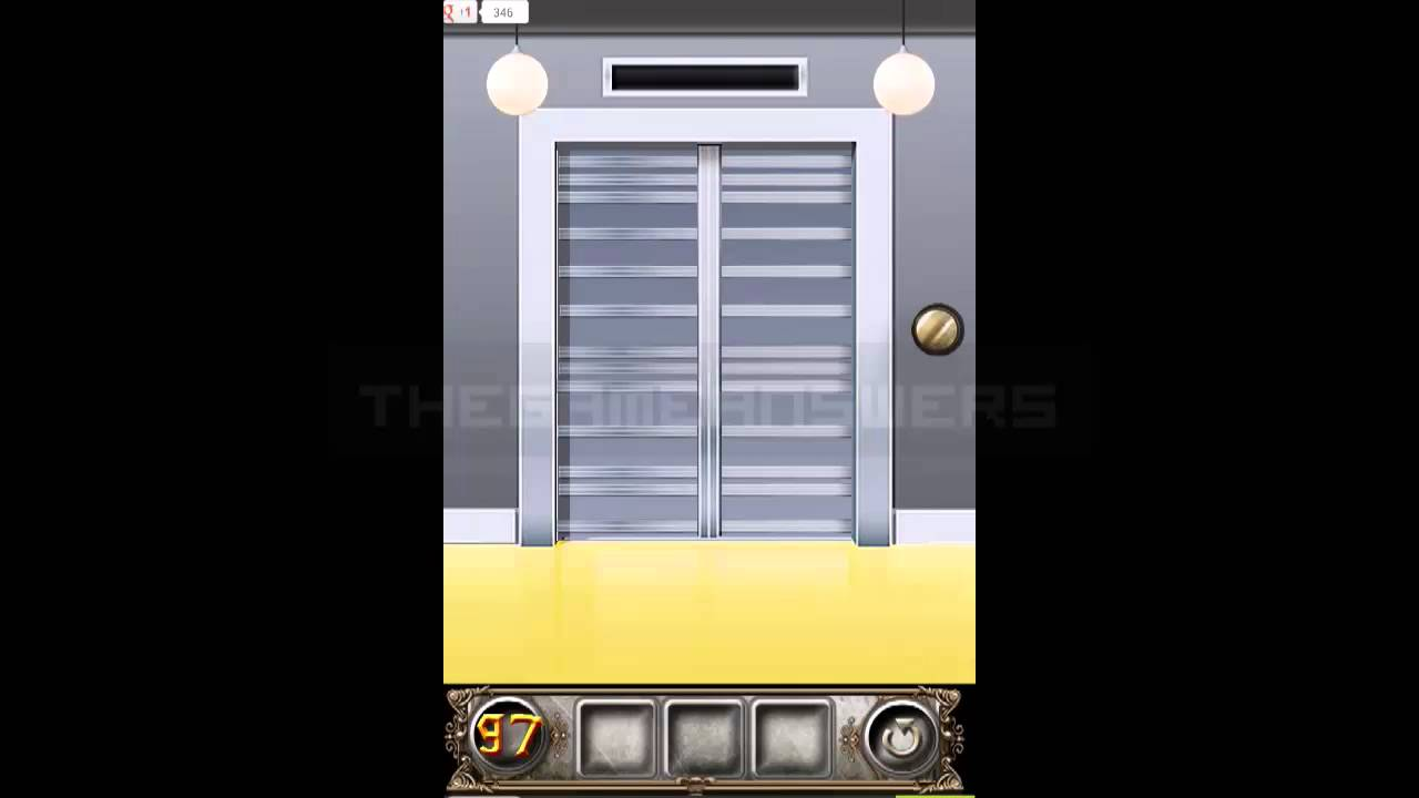 100 Doors Floors Escape Level 97 Walkthrough Guide Youtube