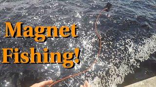 Магніт Рибалка річці Сент-Джонс. Чим зайнятися у Флориді!