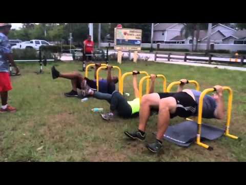 The Real Bootcamp   April 2015 exercises of the month