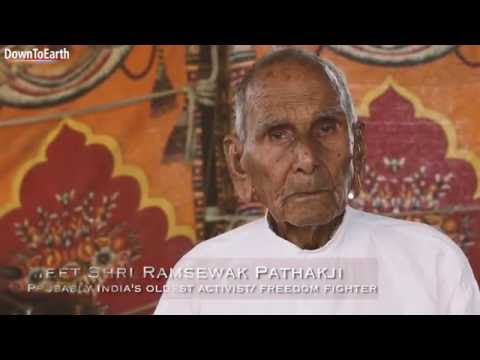 Meet India's Oldest Activist at 105 years!