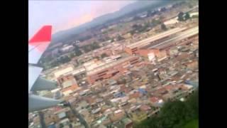 AVIANCA AV 72 A330 De Bogota a Mexico