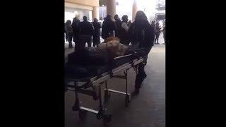 Tristesse et consternation à la levée du corps de Habib Faye à la Cliniquede l'Estrée à Paris
