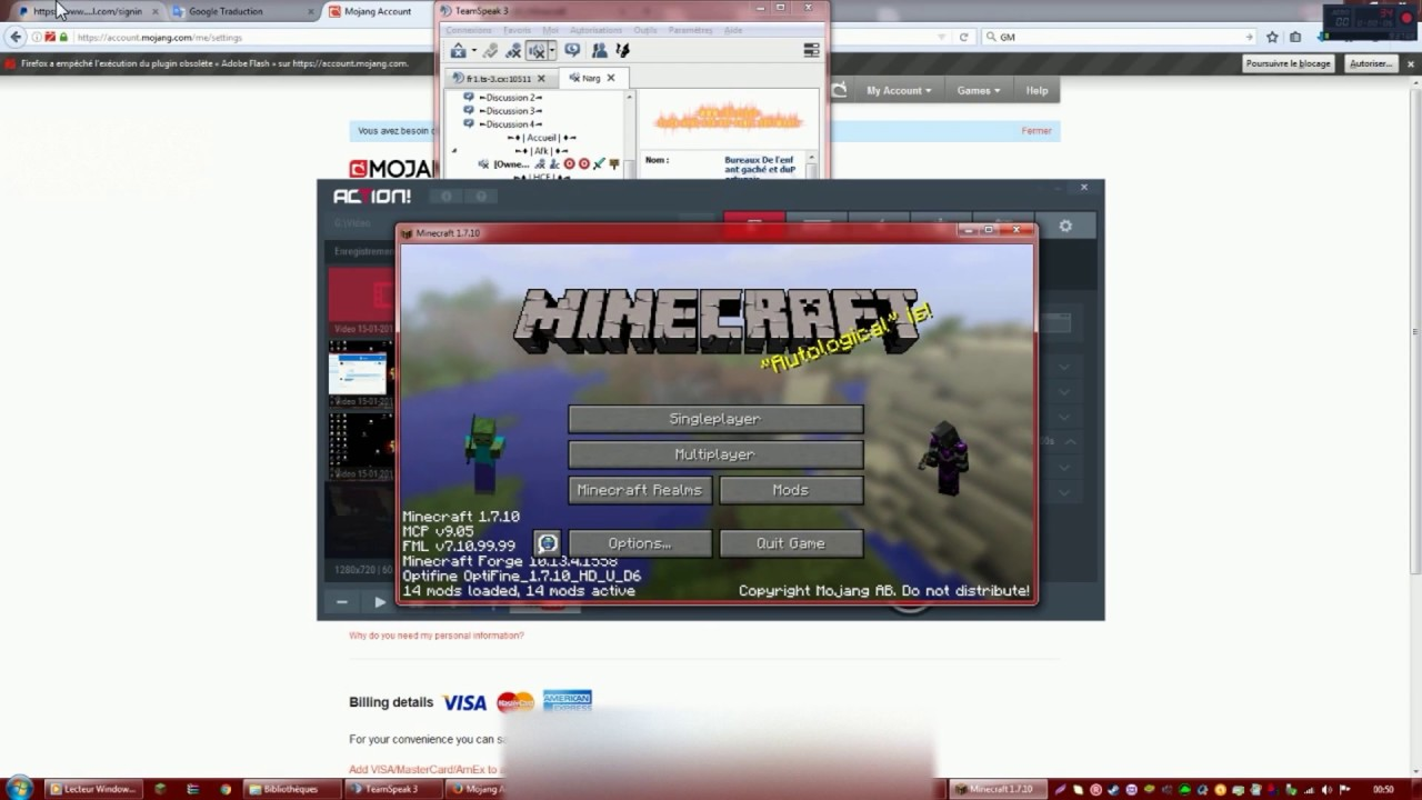 Selling My Minecon Cape 2012 Account (FULL ACCES - CHEAP) !!