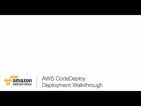 Deploying AWS CodeDeploy - Automated Software Deployment on AWS