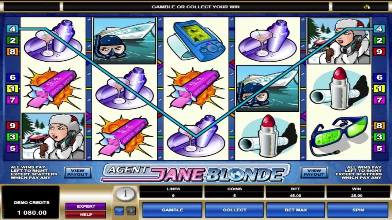 Secret Agent ™ Slot Machine - Play Free Online Game ...