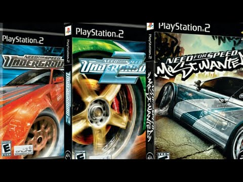 3 Game Need For Speed Terbaik D Ps2