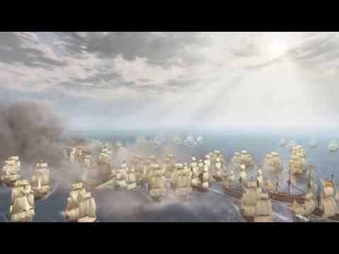 Trafalgar (3D VFX shots by Don Quinn)