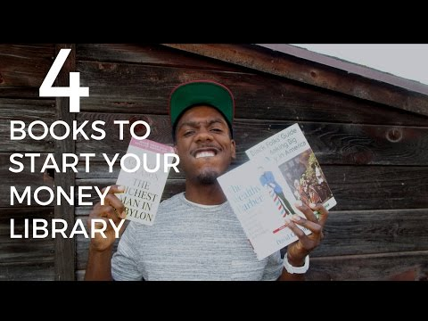 4 Books To Start Your Money Library [PERSONAL FINANCES]