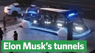 Do we need futuristic tunnels? | Elon Musk and The Boring Company