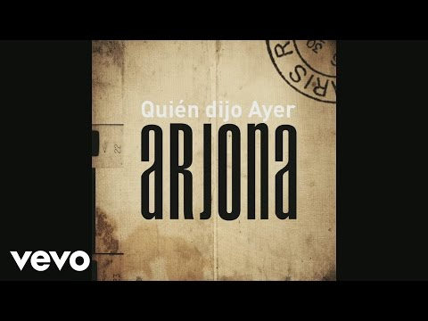 Ricardo Arjona - Mujeres ([New Version] (Cover Audio))