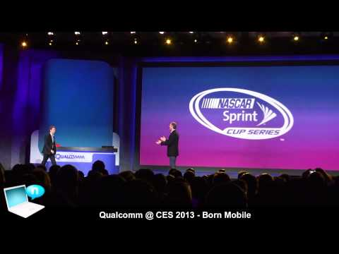 Qualcomm CES 2013 - Paul Jacobs, Snapdragon 600, Maroon 5, Pacific Rim, Star Trek Into Darkness