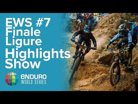 Full Highlights Rd 8 | EWS Finale, Italy 2017