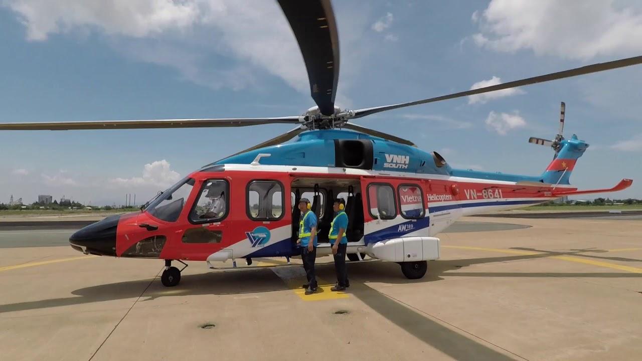 Trải nghiệm trực thăng AW-189, ngắm Vũng Tàu từ trên cao | Tinhte.vn