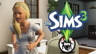 One of AviatorGamez's most viewed videos: Baby's Coming!! Sims 3 (Mafia) Ep.6