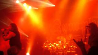 Symphony x - Children of a Faceless God live in Athens 2011