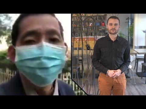 À Wuhan, ces lanceurs d'alerte chinois qui filment la réalité de l'épidémie de coronavirus Covid-19