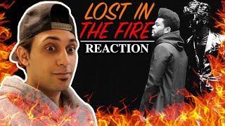 Gesaffelstein & The Weeknd - Lost in the Fire | Reaction + Analysis!