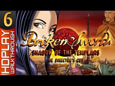 Broken Sword: Shadow of the Templars Director's Cut - Walkthrough PART 6 | George in Search of Clues |