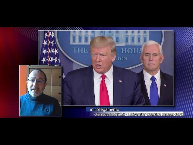Speciale presidenziali (settima puntata). Emergenza Covid19 negli Usa. Il punto con il prof. Pastori