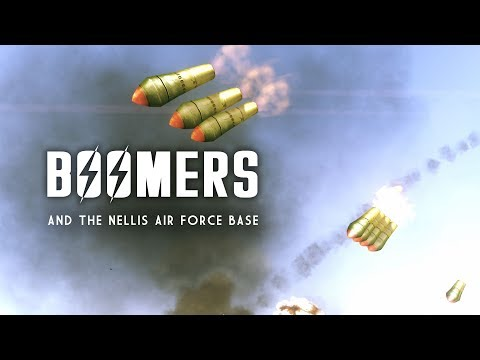 The Full Story Of The Boomers & The Nellis Air Force Base - Fallout New Vegas Lore