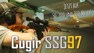 Die bessere Dragunov? Cugir SSG97: Vorstellung und Test bis 300 Meter - Let's Shoot #93