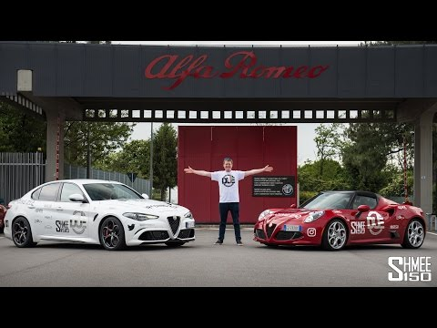 The World's Best Alfa Romeo Collection!