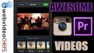 How to Create High Quality Instagram Videos Using Adobe Premiere Pro