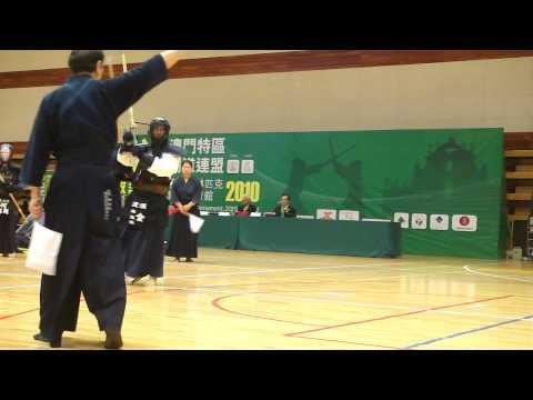 Macau SAR Invitation Tournament, 100912