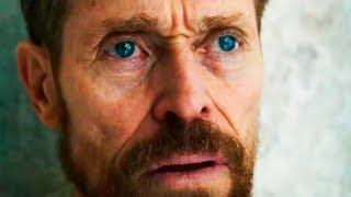 Фильм «Ван Гог. На пороге вечности» — Русский трейлер [Субтитры, 2018]
